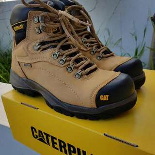 Diagnostic Hi Wp Caterpillar boots