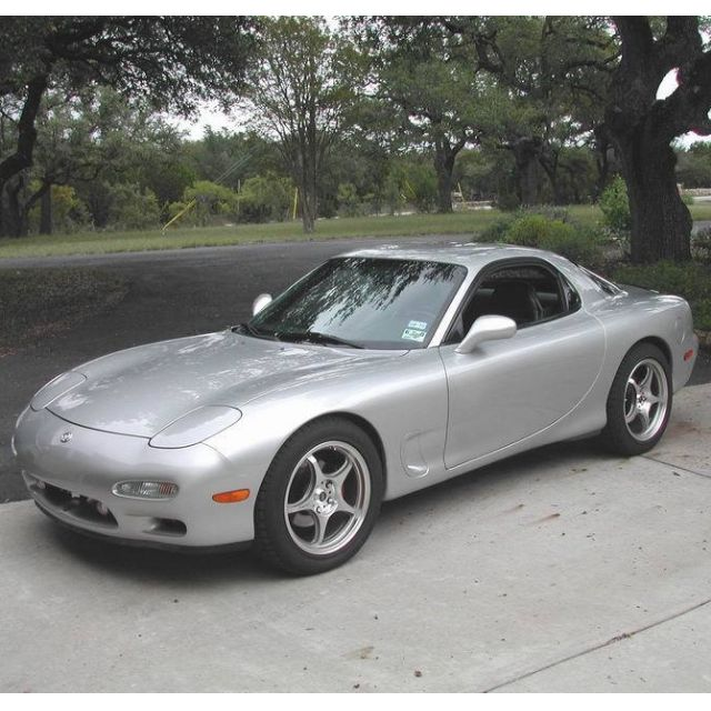1995 Mazda RX7 with LS2 V8