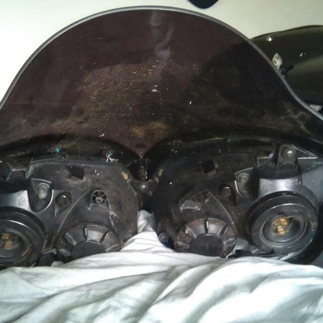 2006 Yamaha YZF R1 Front Fairing/lights