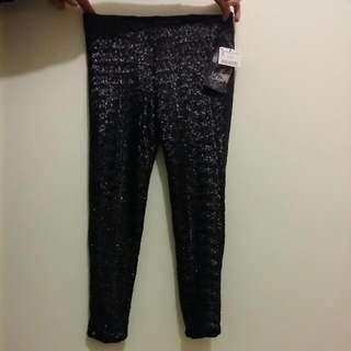 Zara TRF Collection Sequins Pants