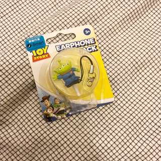 100% New Toy Story Earphone Jack
