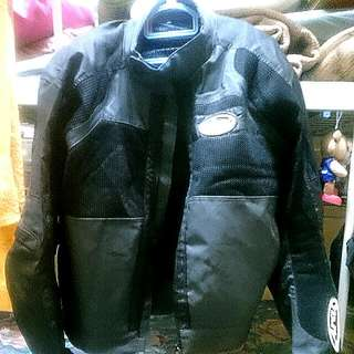 Racing / Motorcycle Jacket With Padding