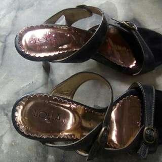 Lolla Sandals Branded