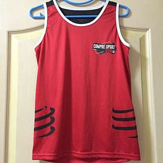 Compressport Run 2016 Sleeveless Jersey