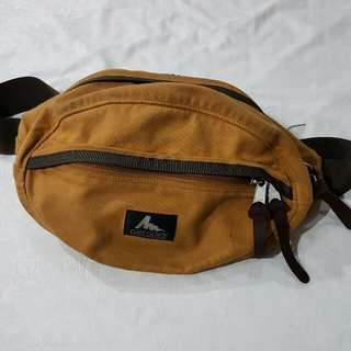 Gregory Tailmate S Brown Wax Cotton Series