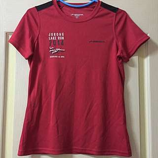 Brooks Jurong Lake Run 2014 10 Finisher Jersey Tee