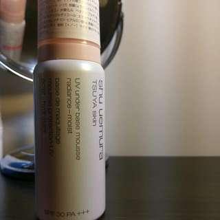 🚚 Shu Uemura 植村秀 UV泡沫隔離霜光燦水潤配方 SPF30 PA+++
