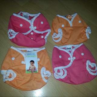 Thirsties Cloth Diaper Cover
