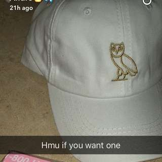 OVO Strap Back Hats