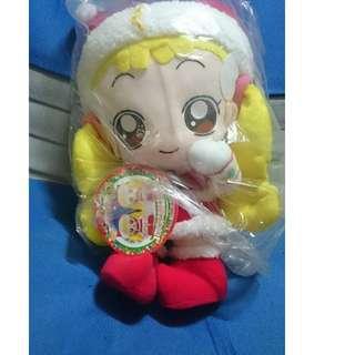 日本正版 小魔女DOREMI 小花娃娃
