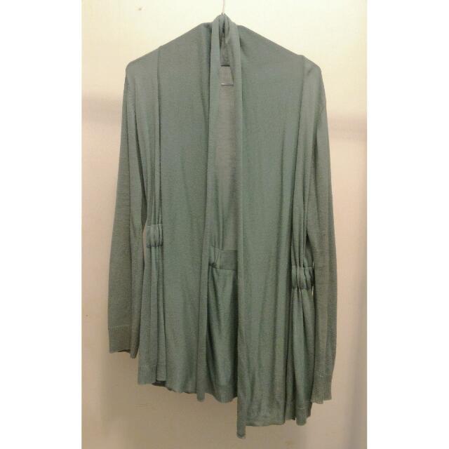 湖水綠外套