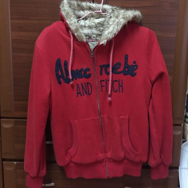 暖暖厚外套