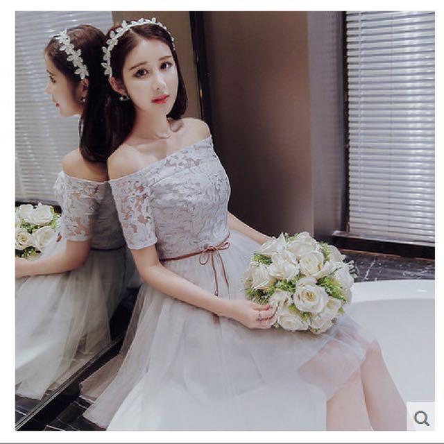 超美的韓式小禮服 全新