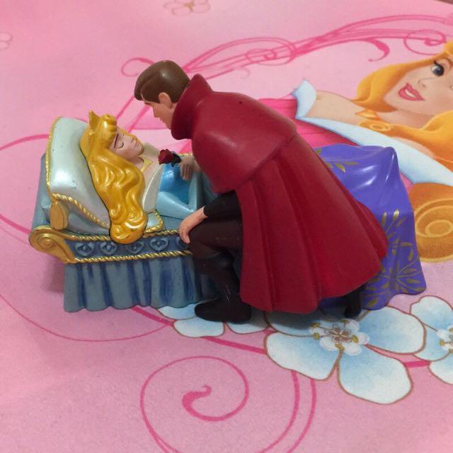 睡美人 迪士尼公主 公主系列 hallmark 擺飾 公仔
