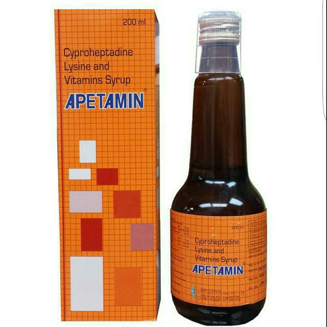 APETAMIN pills and syrup. very hard to find💗