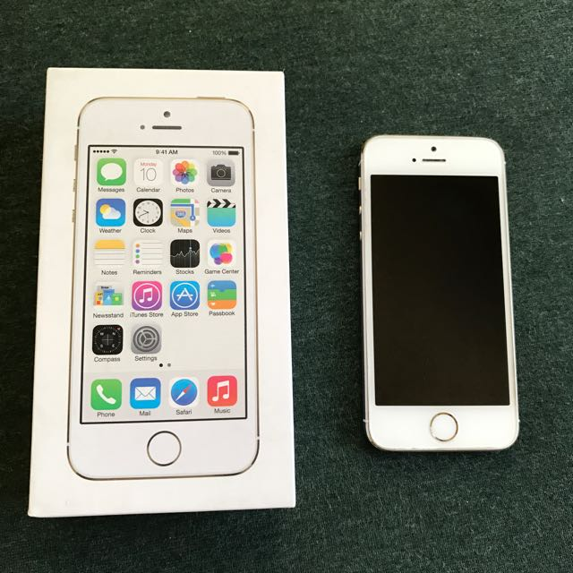 apple I Phone 5s 16g 金