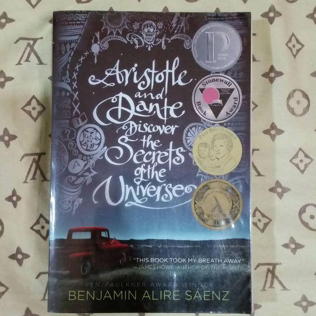 Aristotle and Dante by Benjamin Alire Saenz