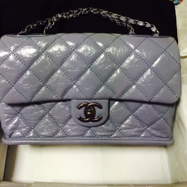 Authentic Chanel Flap Bag 2014 Collection