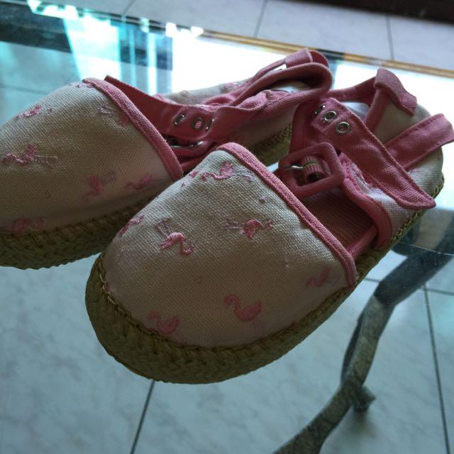 全新Baby Gap女童鞋