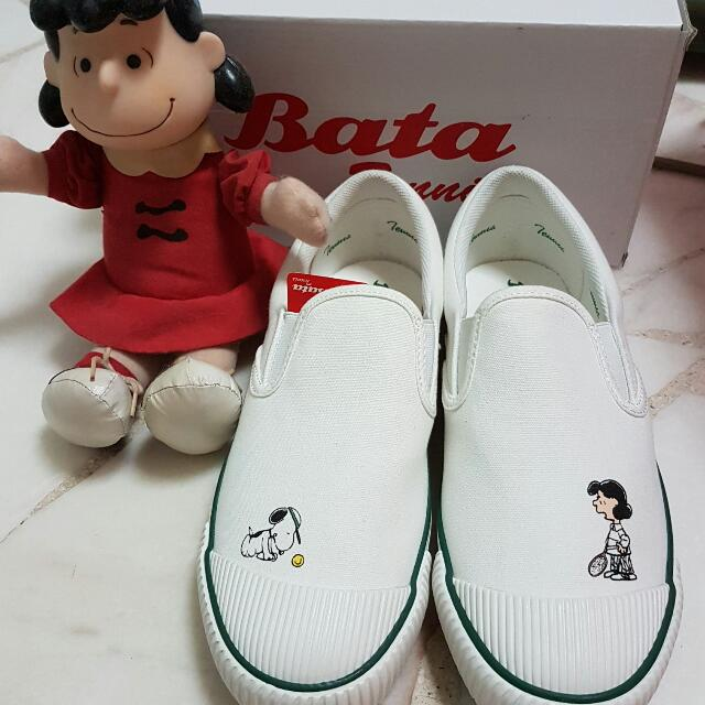 02e9191a06a1be Bata Peanuts (Snoopy   Lucy) 65th Anniversary Slip Ons!!! Uk6   Us7 ...