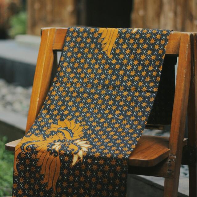 Batik Tulis Tluntum