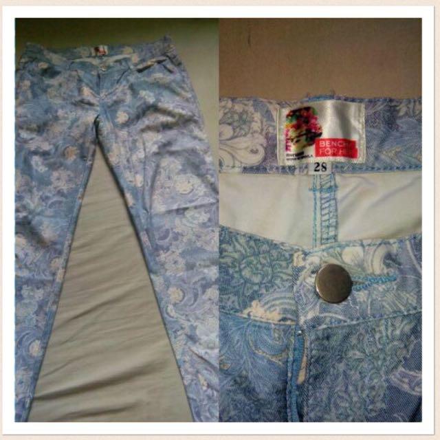 Bench Floral Pants