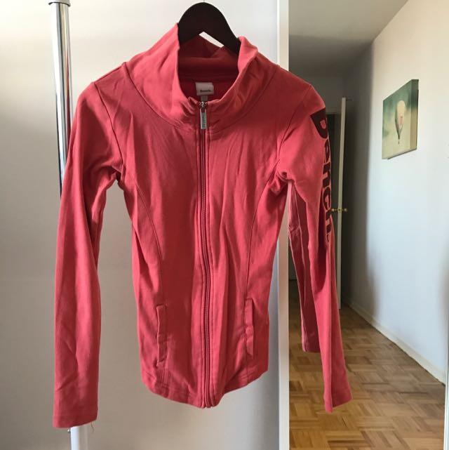Bench Zip Up Shirt