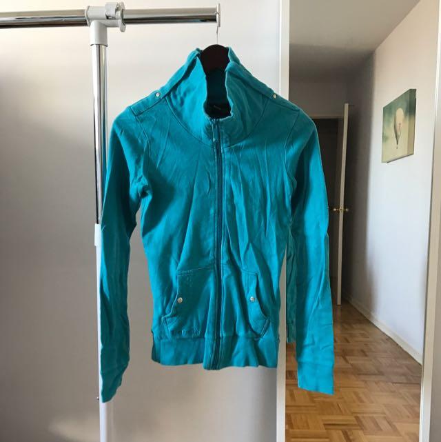 Bench Zip-up Workout Sweat Shirt