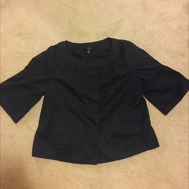Black Cute Jacket