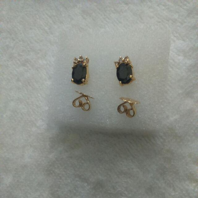 Black Onix with Diamond