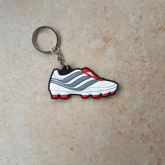 2f33a8d7247d ... ultra boost 6c8b3 5ea0e  sale bn adidas predator precision white  keychain car accessories on carousell 67029 be3ae