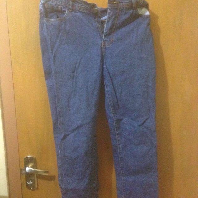 Boyfirend Jeans Navy