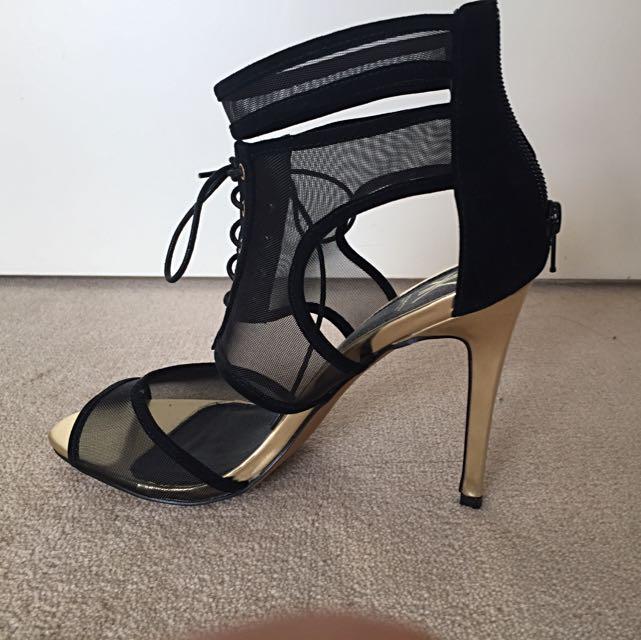 Brand New KK HEELS Size 40/9