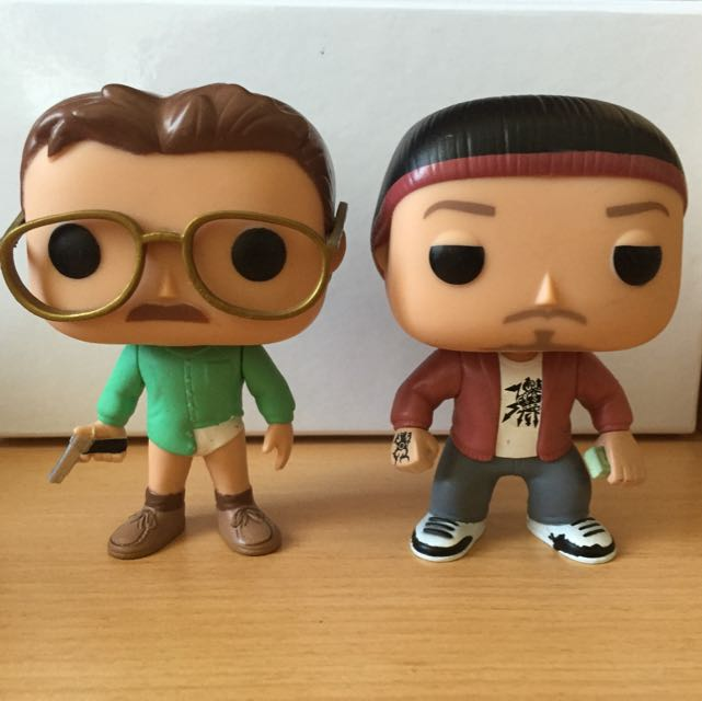 Breaking Bad Pop! Vinyls