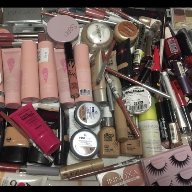 Bulk Makeup Lot