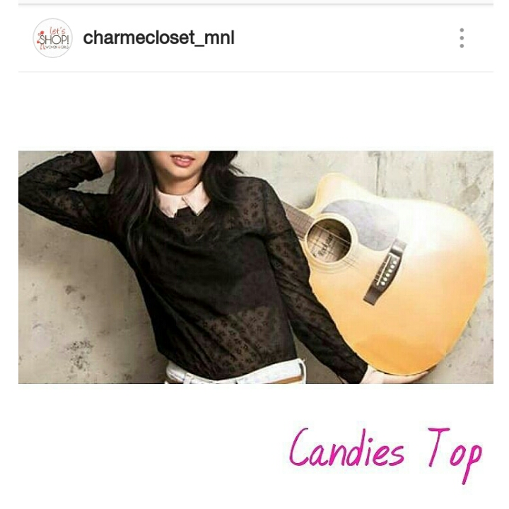 Candies Long sleeve