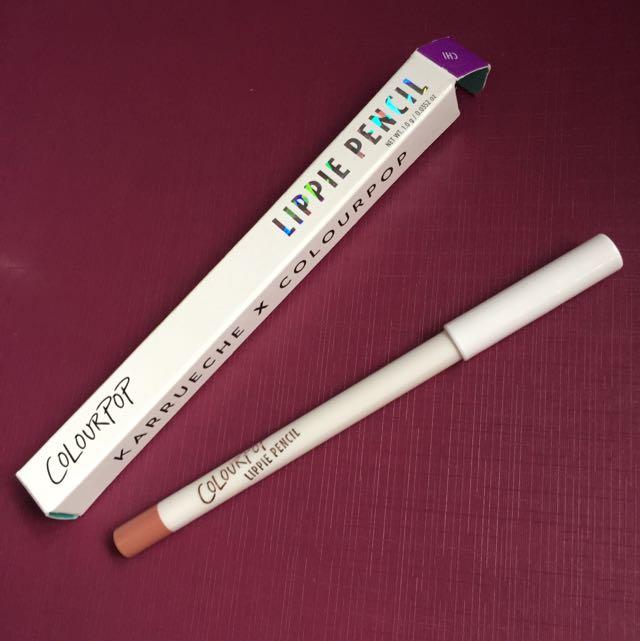 Colourpop Lippie Pencil (CHI)