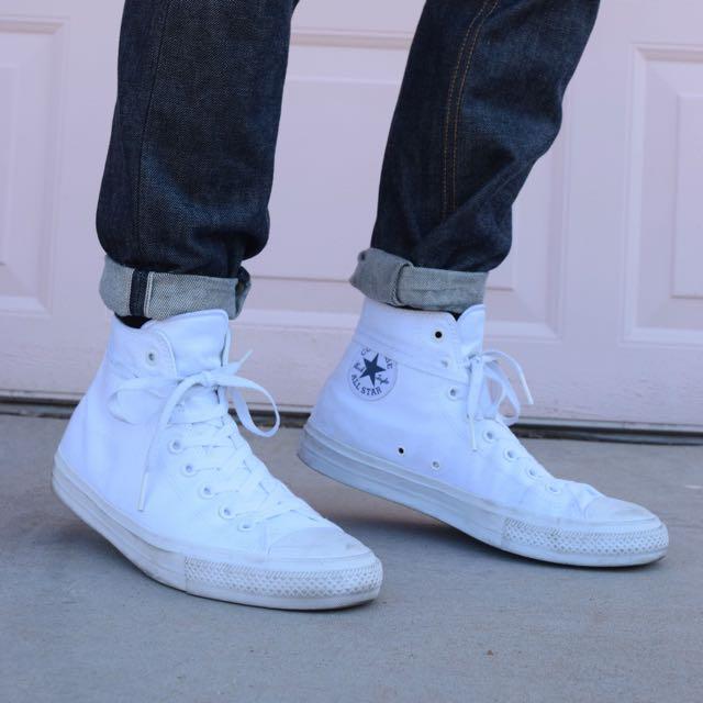 Converse chuck Taylor 2 High All White