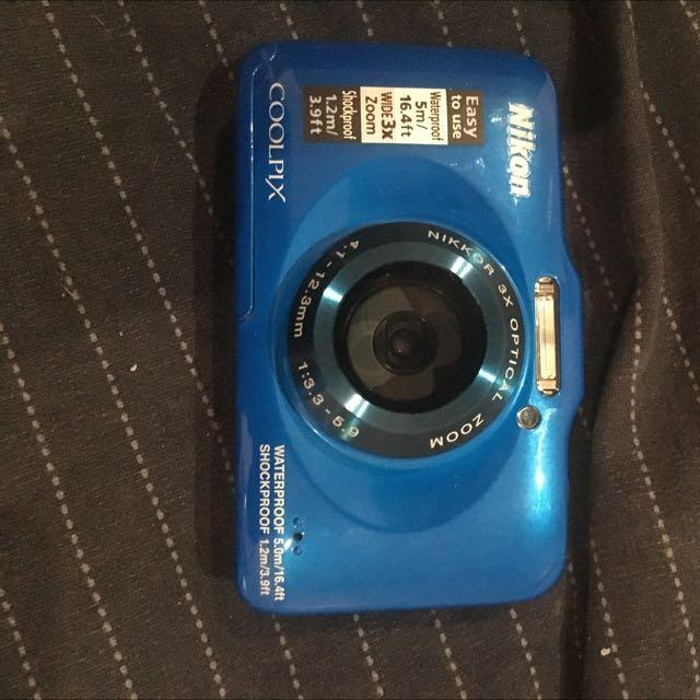 COOLPIX Digital Camera.