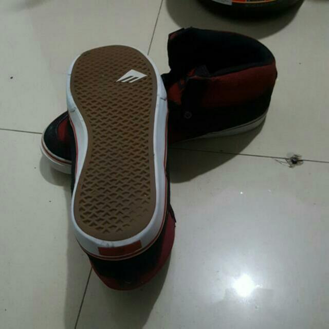 Enerica Skateshoes