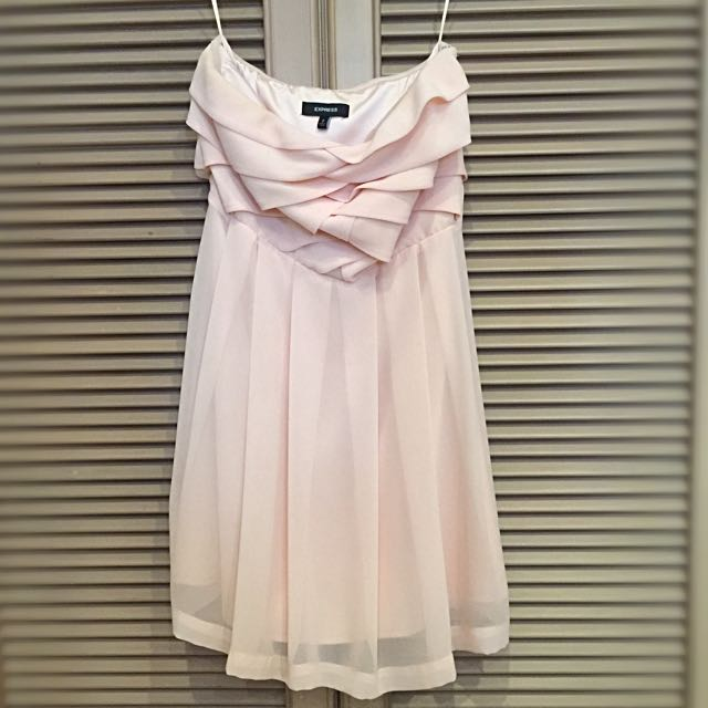 Express Baby Pink Dress