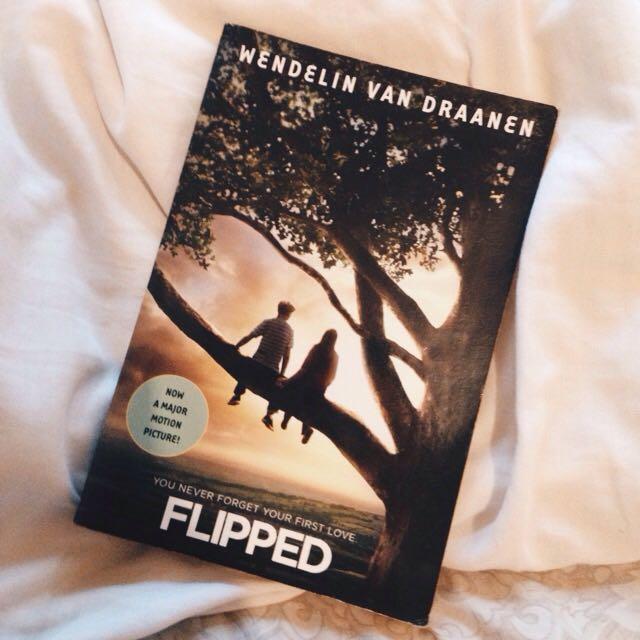 Flipped by Wendelin Van Draanen