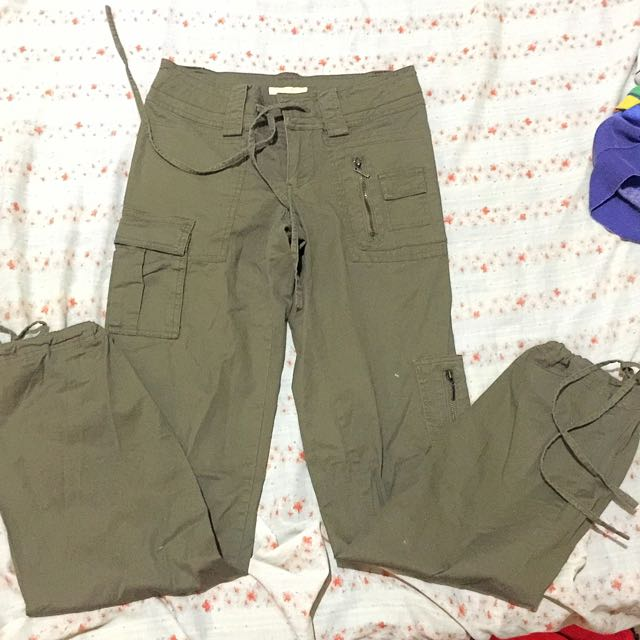 Forever 21 army pants