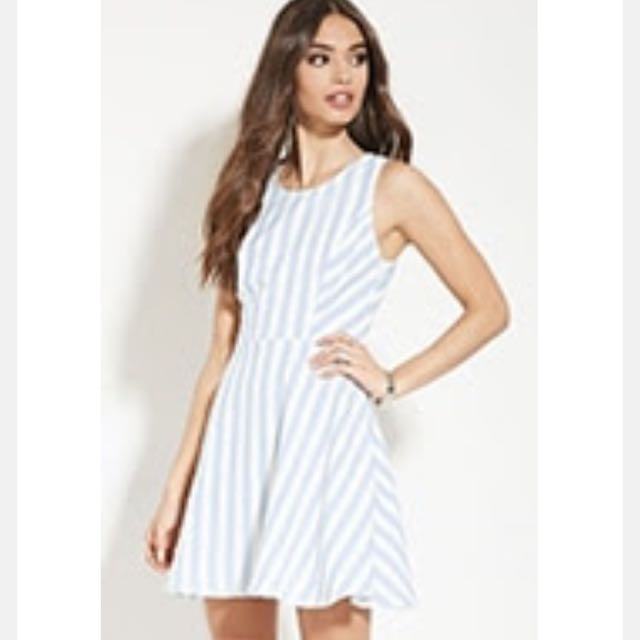 Forever 21 Cut Out Dress