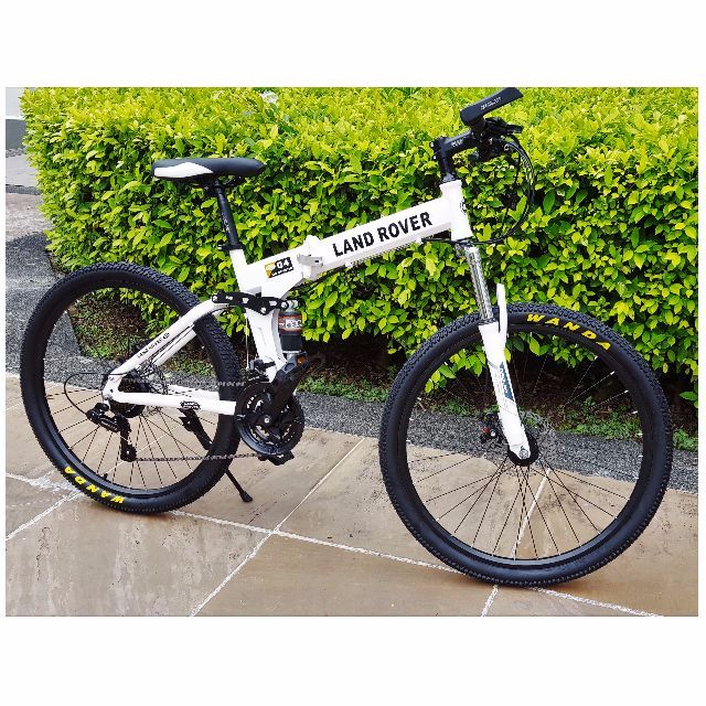 9a9ceacc332 (Full SUspension Bicycle)Brand new 26 inch Foldable Mountain Bike, 21 speed  Shimano Shifter, front n back derailleur, front n back full suspension, ...