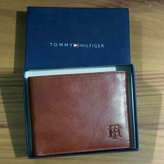 Genuine Leather Tommy H wallet