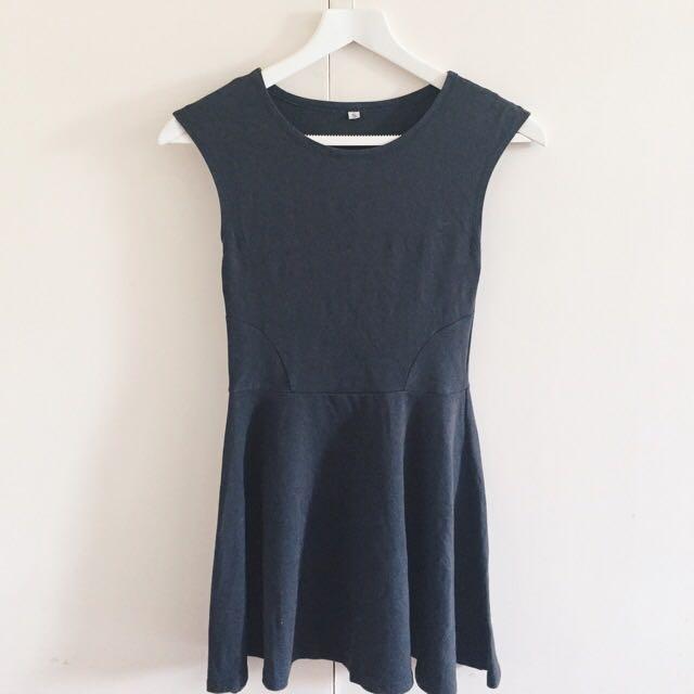 Gray Dress   Item 007
