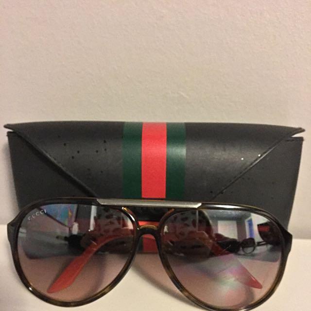 Guccis Sunglasses