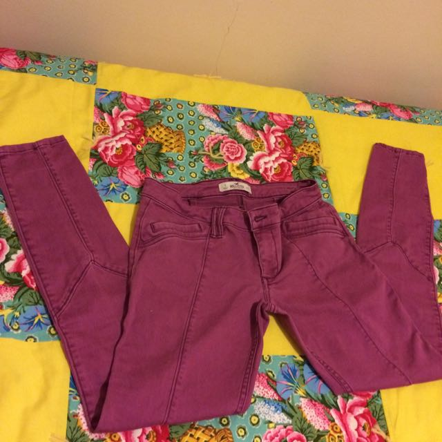 Hollister Pants Size 25