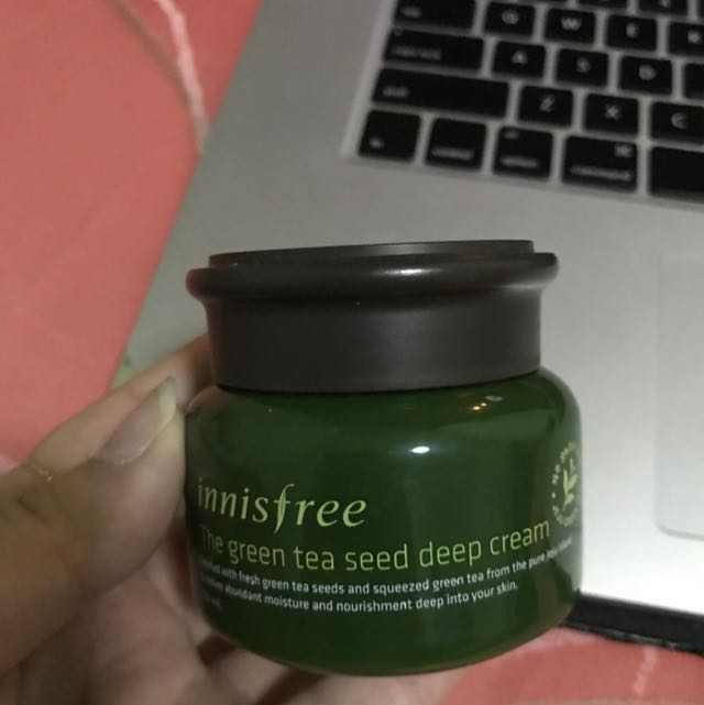 Innisfree Green Tea Seed Deep Cream